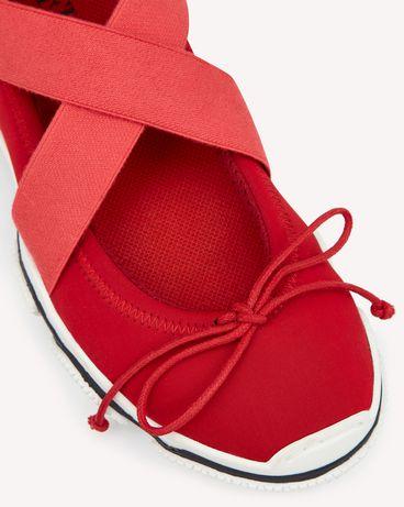 REDValentino SQ2S0C00ZWZ CC7 Sneaker Woman e