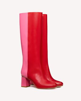 REDValentino Boot Woman SQ0S0C72NKV 0NO f