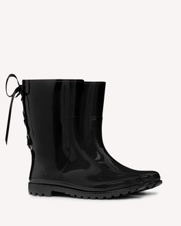 REDValentino Boot Woman SQ2S0C55LMT 0NO f