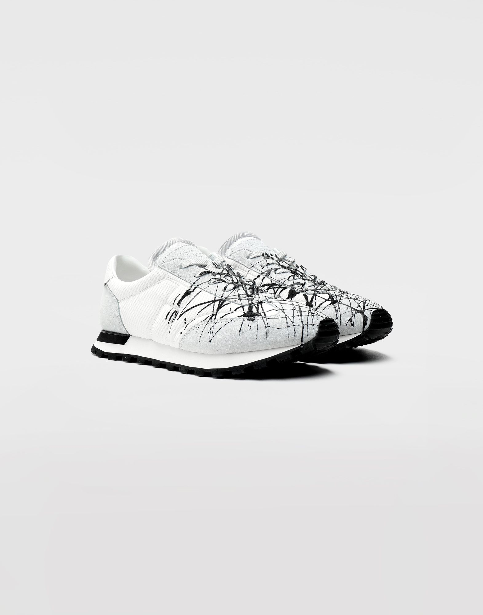 MAISON MARGIELA Replica paint runners Sneakers Man d