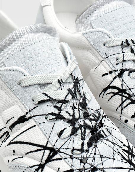 MAISON MARGIELA Replica paint runners Sneakers Man b