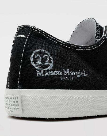 MAISON MARGIELA Tabi paint drop sneakers Sneakers Tabi Man b
