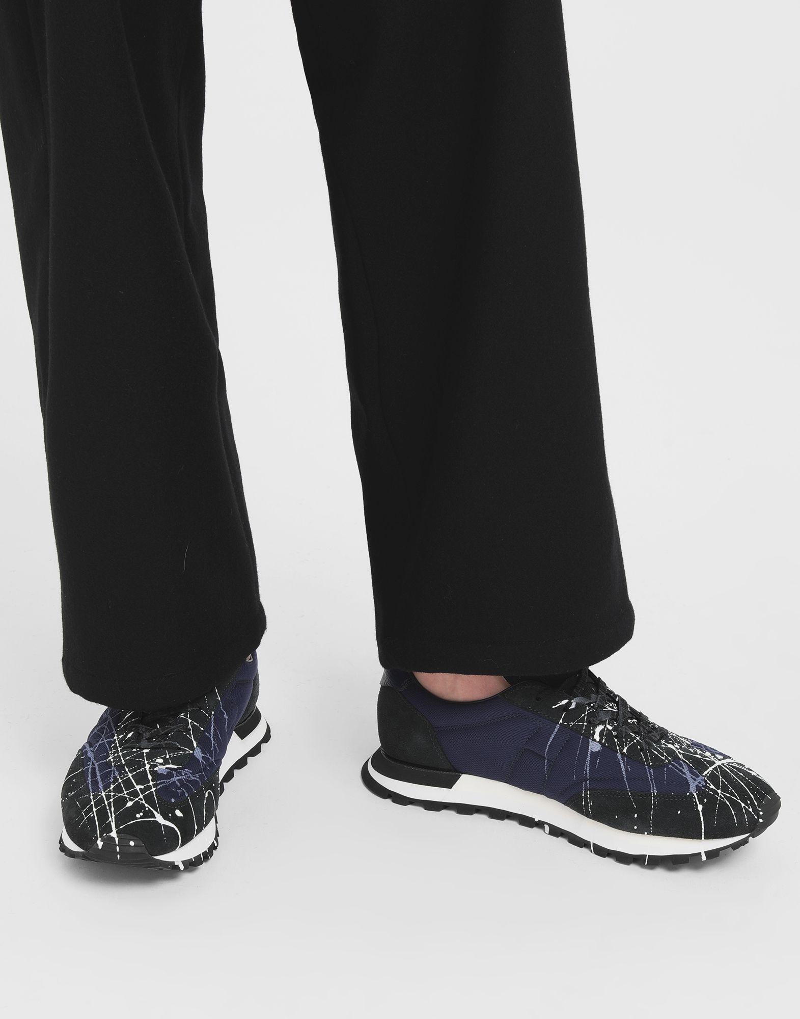 MAISON MARGIELA Replica paint runners Sneakers Man r