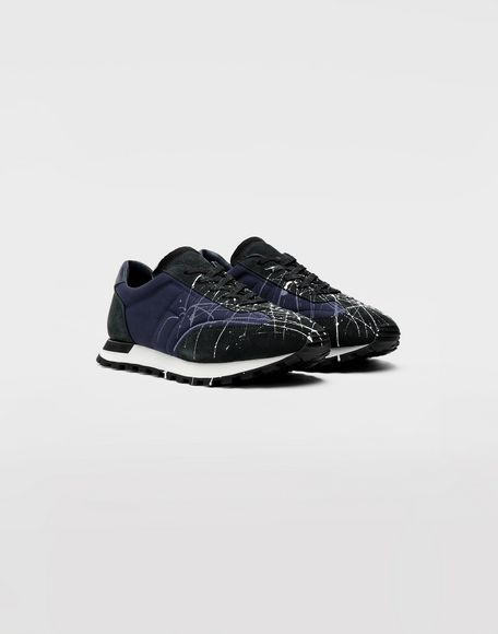 MAISON MARGIELA Replica paint runners Sneakers Man d