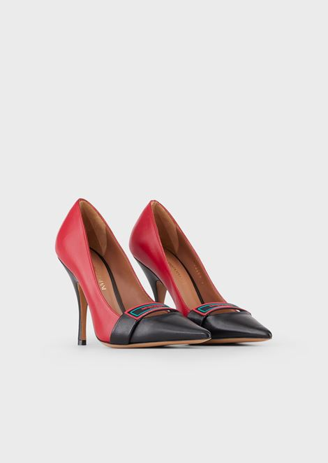 EMPORIO ARMANI Pumps Woman r