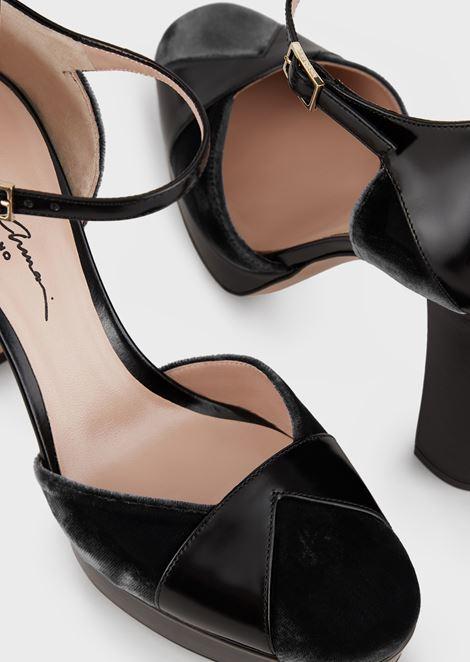 GIORGIO ARMANI Sandals Woman d