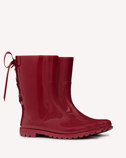 REDValentino Boot Woman SQ2S0C54YHH R86 f
