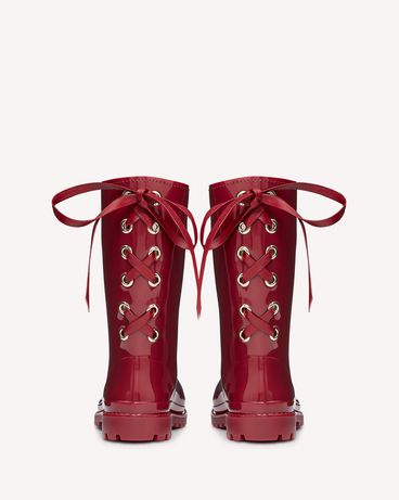 REDValentino SQ2S0C54YHH R86 Boot Woman d