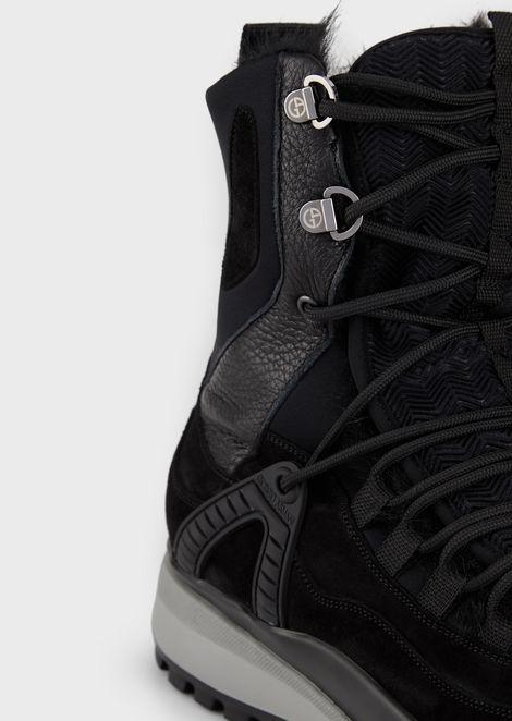 GIORGIO ARMANI Sneakers Man d