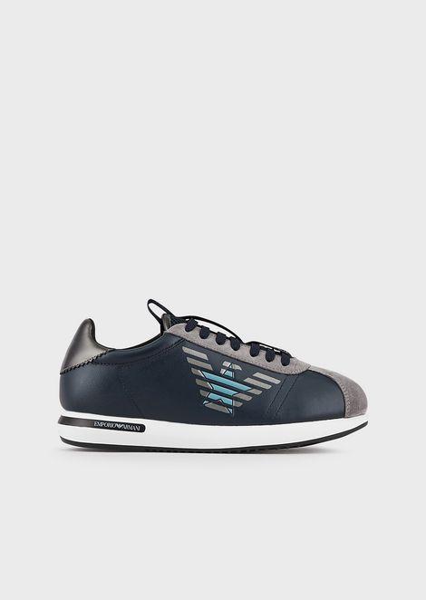 EMPORIO ARMANI Sneakers Man f