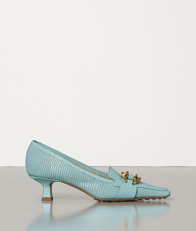 BOTTEGA VENETA BV MADAME IN PRINTED CALF LEATHER Pump Woman fp