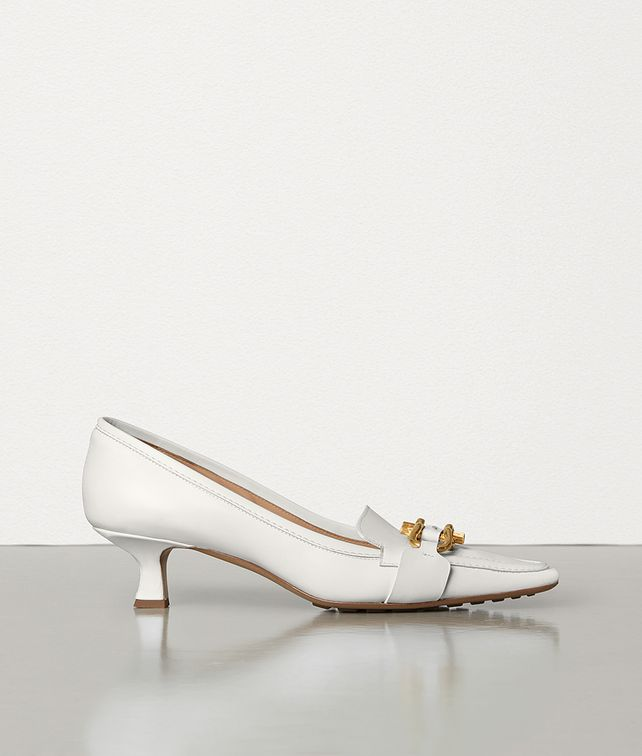 BOTTEGA VENETA BV MADAME IN SHINY CALFSKIN Pump Woman fp