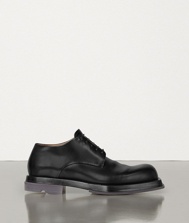 BOTTEGA VENETA LACE UP SHOES IN CALF Lace Ups Man fp