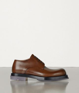 LACE UP SHOES IN CALFSKIN