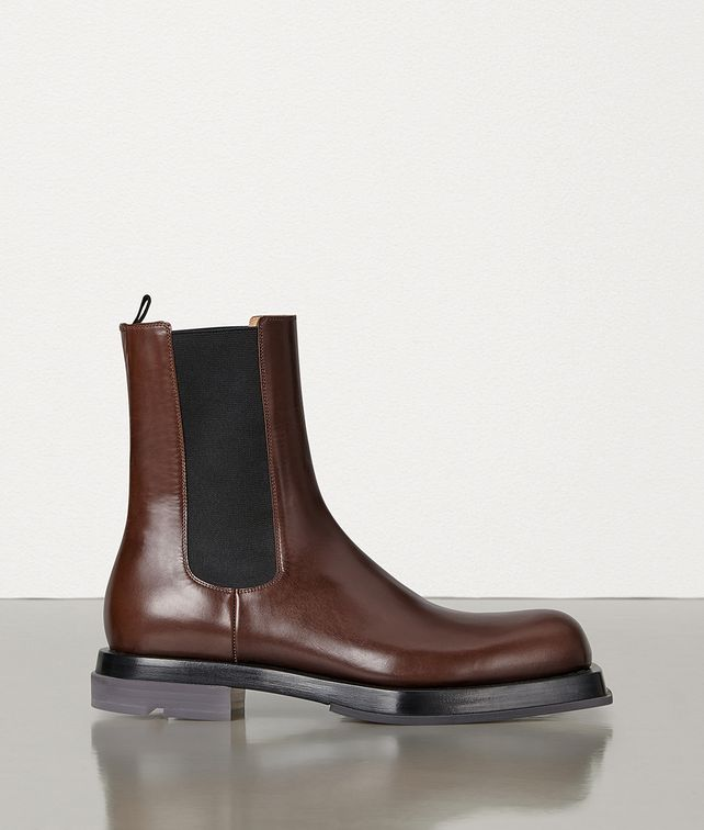 BOTTEGA VENETA BOOTS IN CALF Boots Man fp