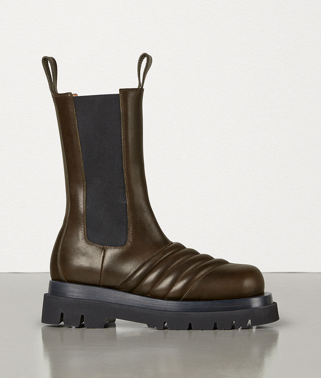 BOTTEGA VENETA BOOTS IN NAPPA DREAM Boots Man fp