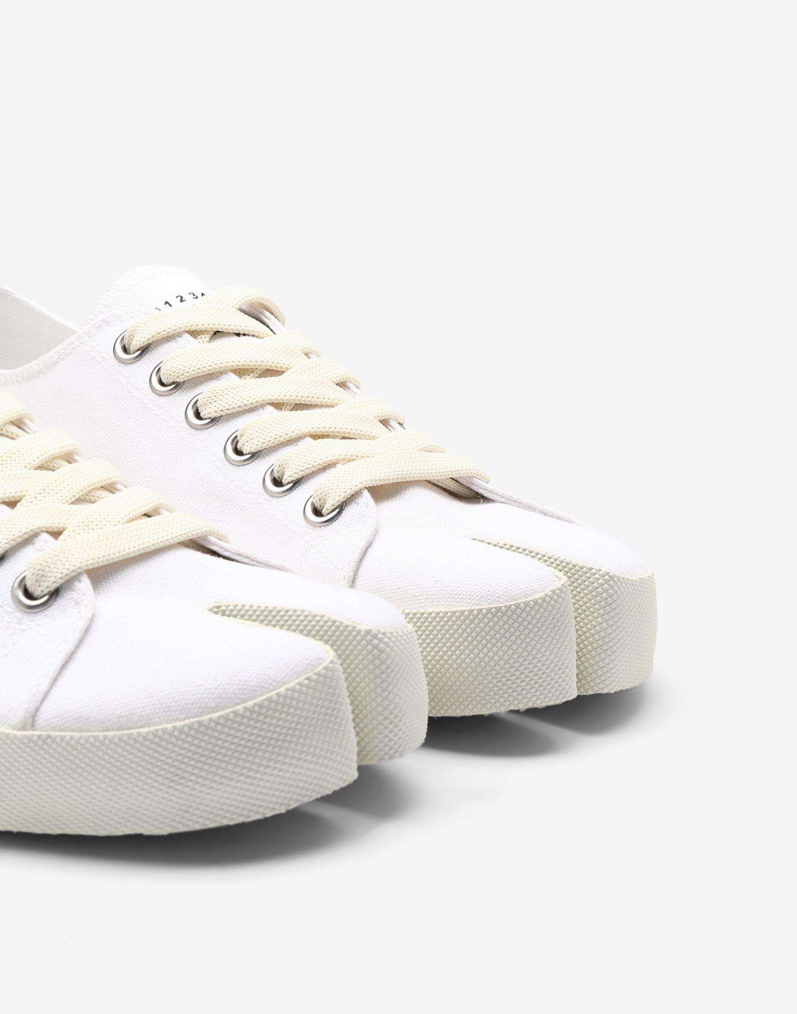 MAISON MARGIELA Sneakers Tabi in tela Sneakers Tabi Donna a