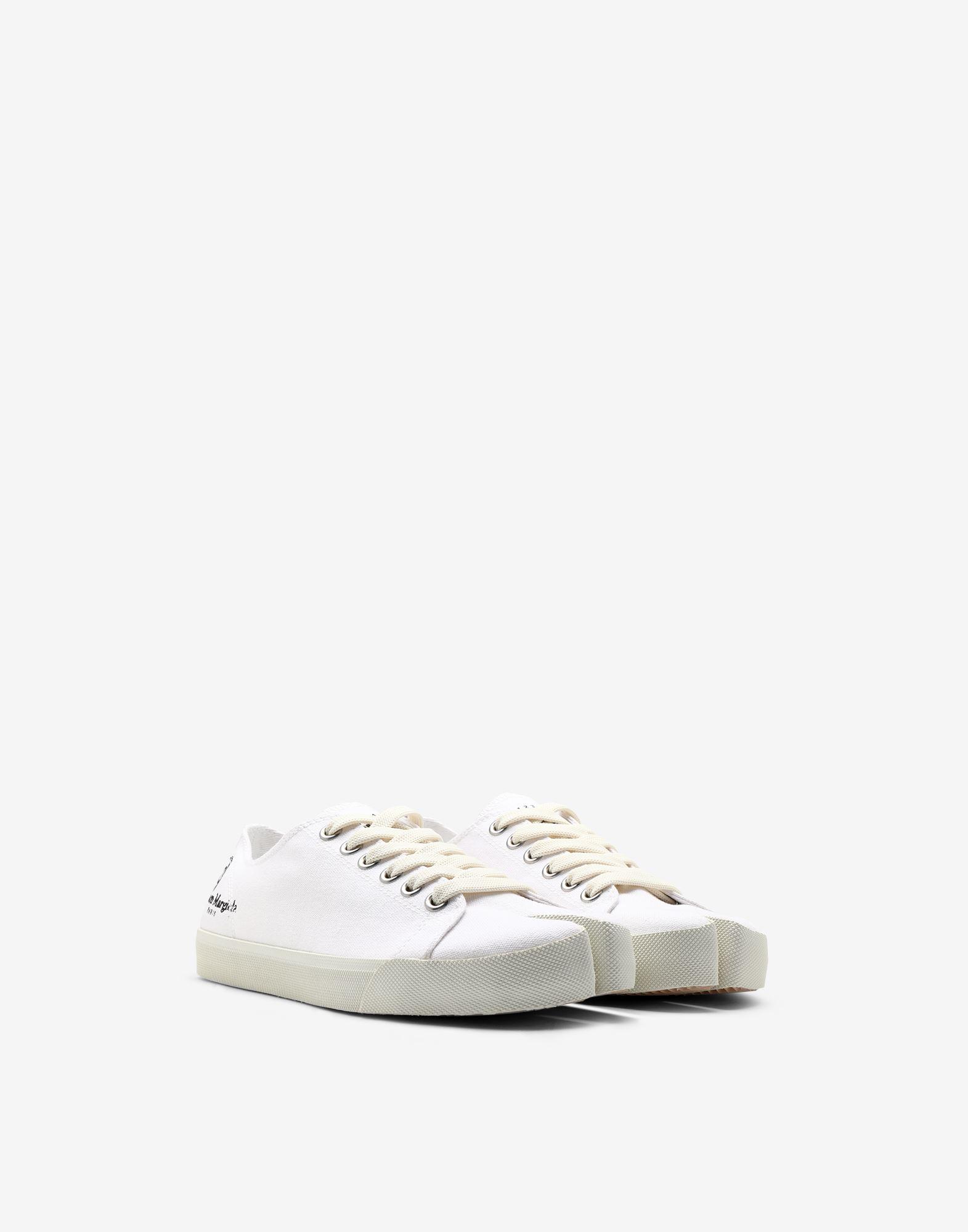 MAISON MARGIELA Sneakers Tabi in tela Sneakers Tabi Donna r