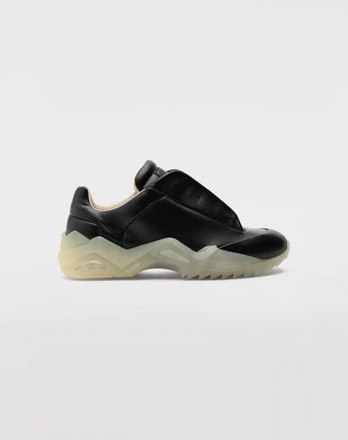 SHOES Future leather sneakers Black
