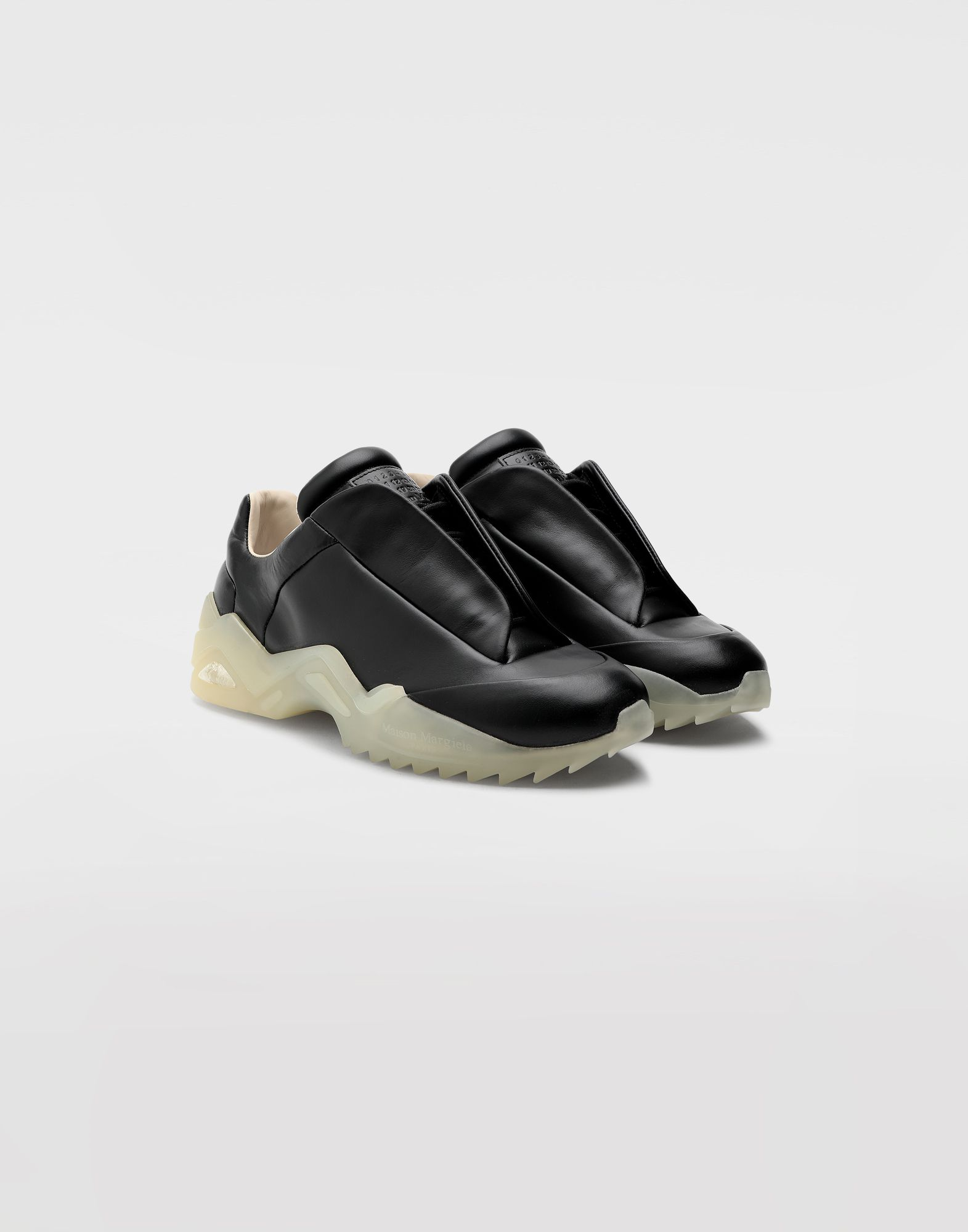 MAISON MARGIELA Future leather sneakers Sneakers Man d