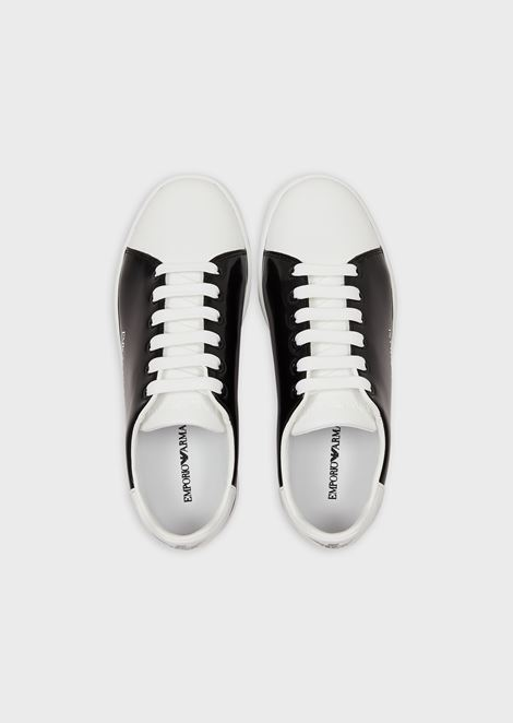 EMPORIO ARMANI Sneakers Woman d