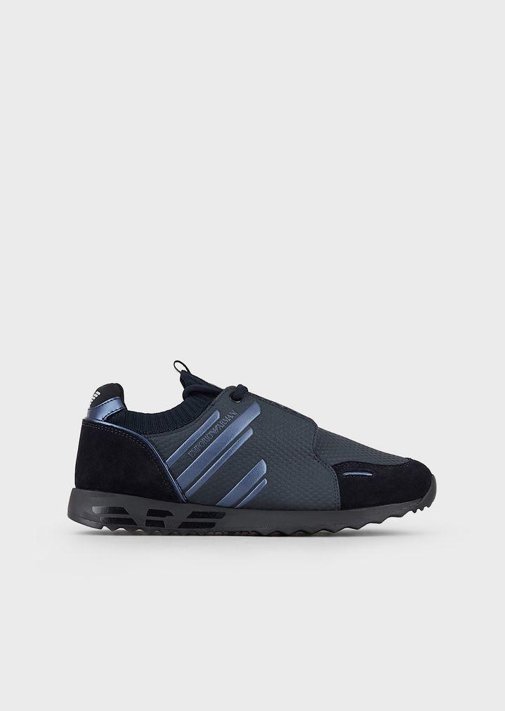 d1ed589b9 Sneakers | Man | Emporio Armani