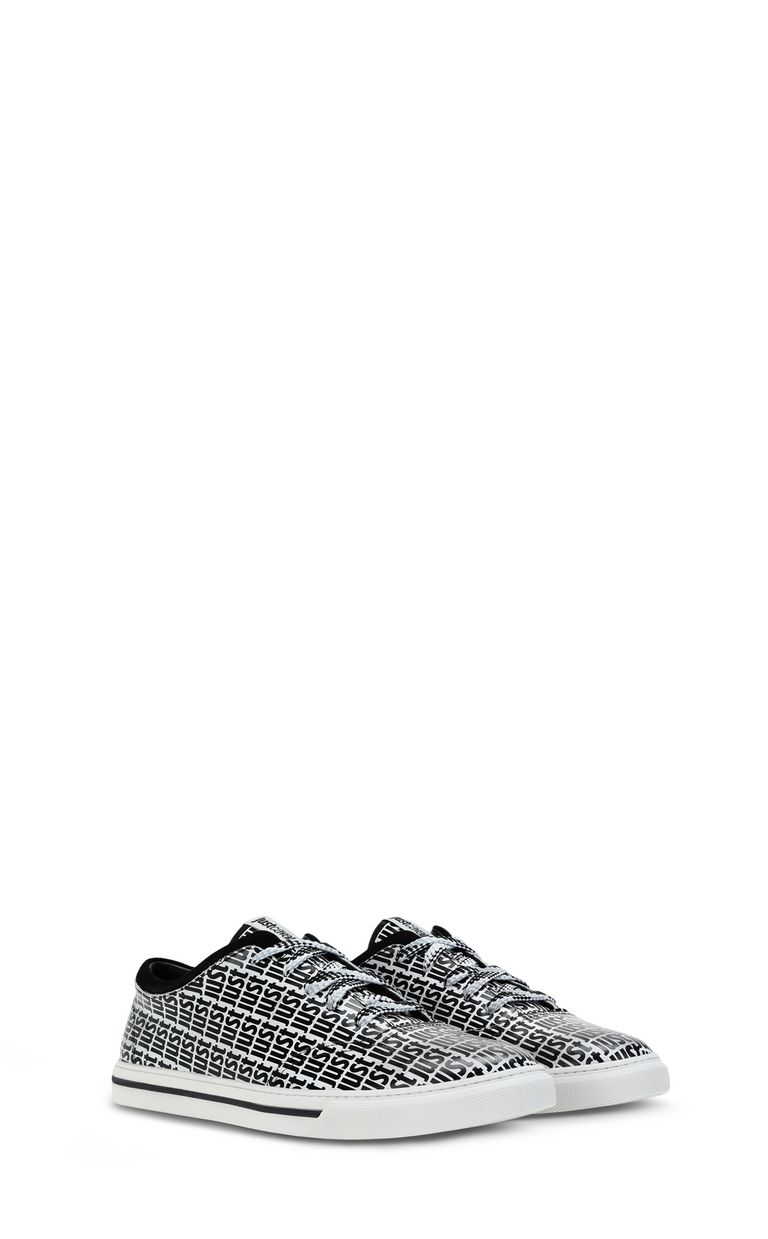 JUST CAVALLI Sneakers with logo detail Sneakers Man r