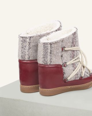 ISABEL MARANT BOOTS Woman NOWLES BOOTS d