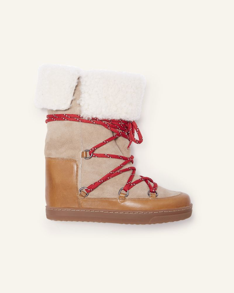 STIEFEL NOWLY ISABEL MARANT