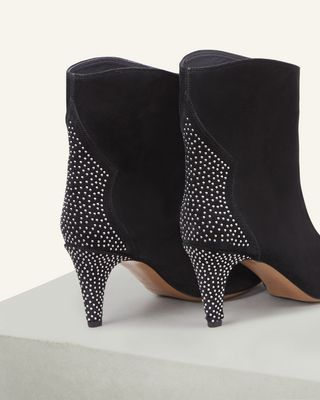 ISABEL MARANT BOOTS Woman DYTHAN BOOTS d