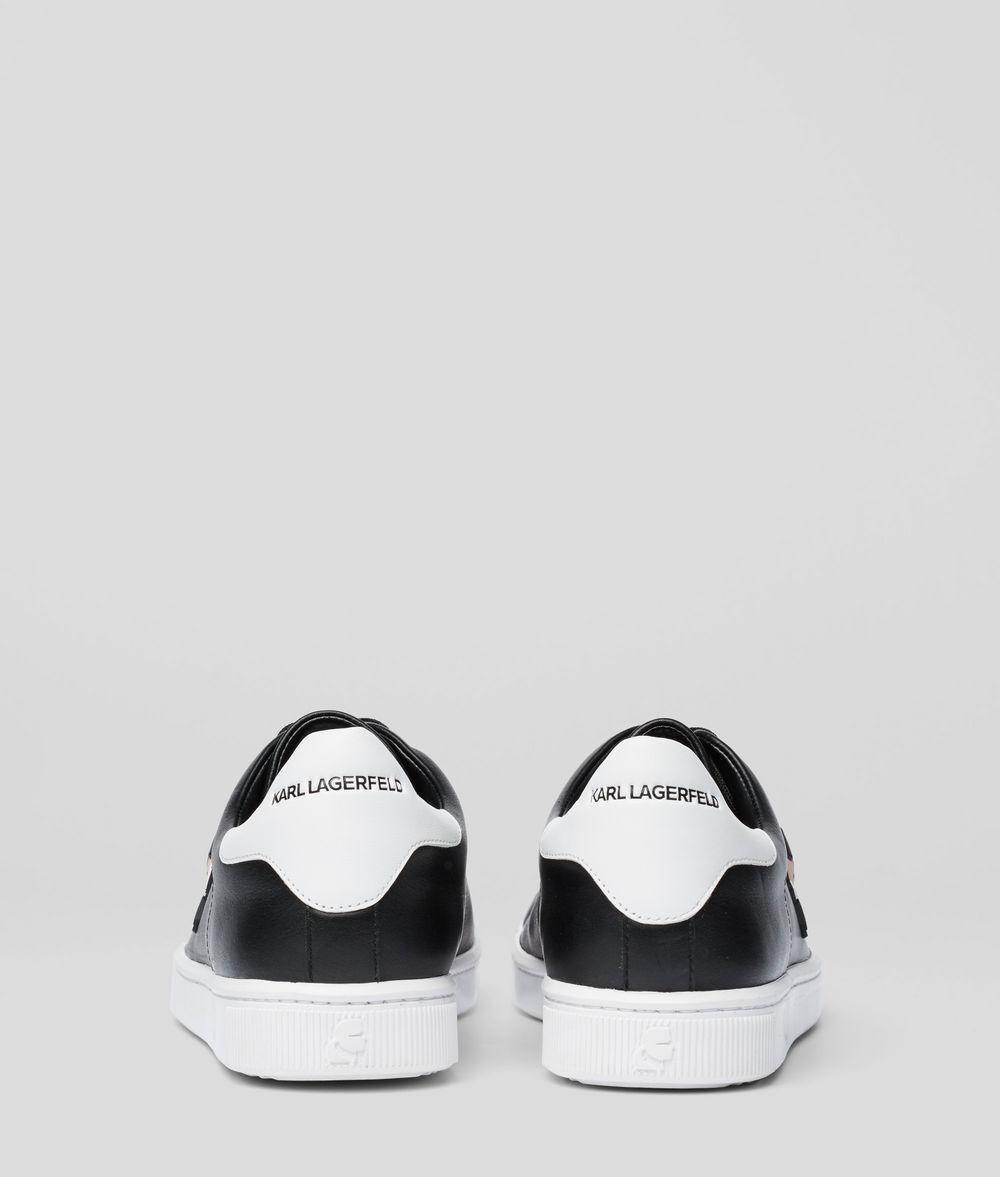 KARL LAGERFELD K/Ikonik 3D Lace Sneaker Sneakers Man d