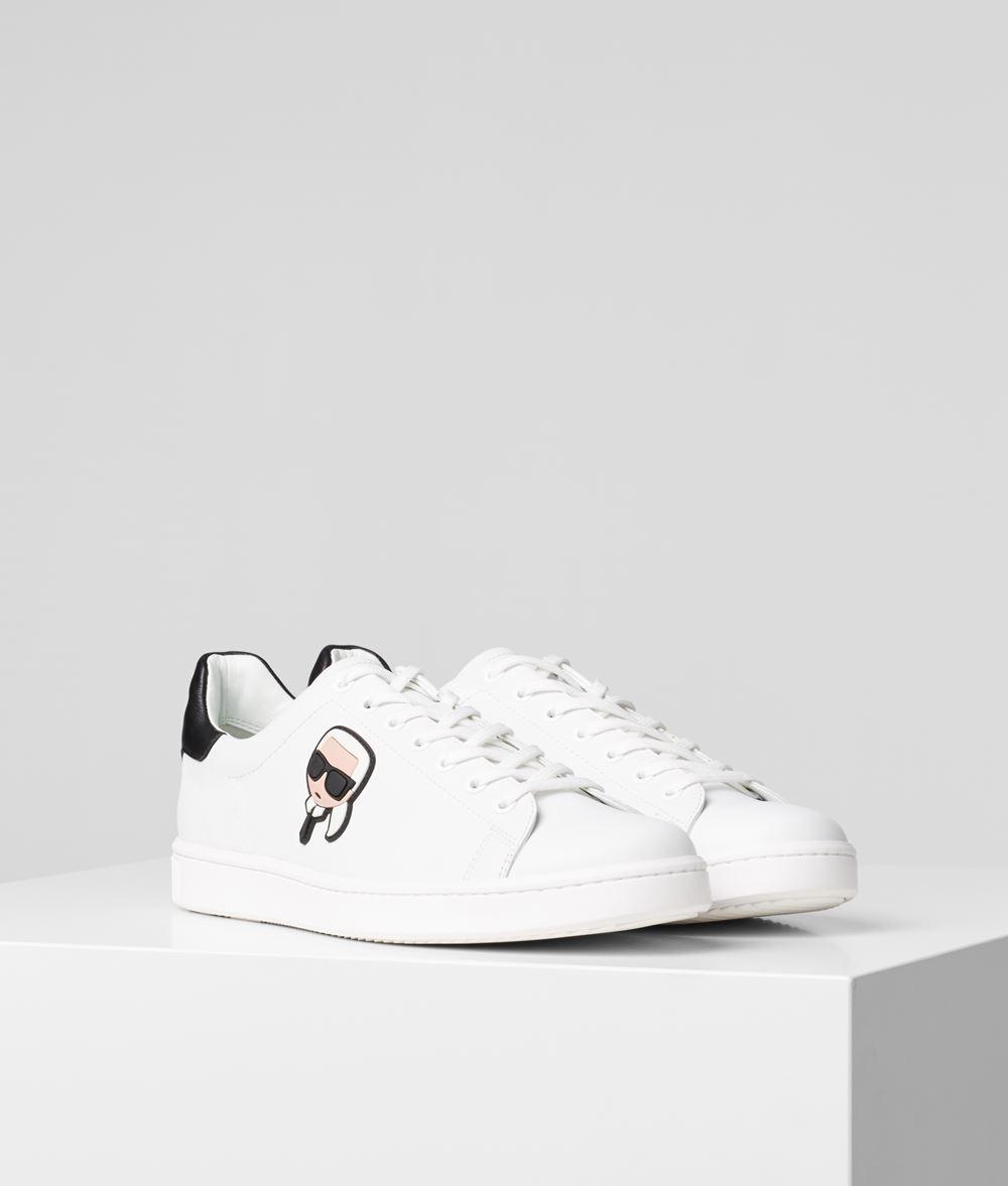 KARL LAGERFELD K/Ikonik 3D Lace Sneaker Sneakers Man f