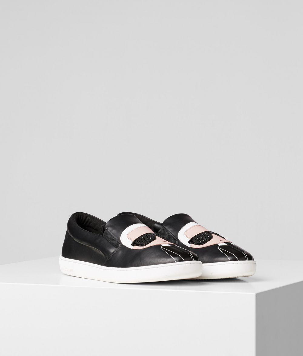 KARL LAGERFELD K/Ikonik Kupsole II Slip-on Sneaker Sneakers Woman f