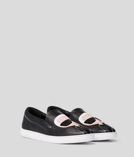 KARL LAGERFELD K/Ikonik Kupsole II Slip-on Sneaker 9_f