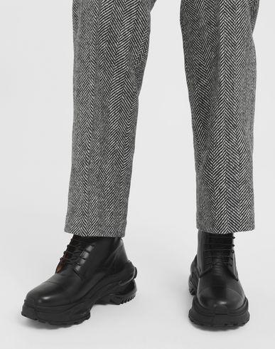 MAISON MARGIELA Ankle boots Man Leather combat boots r