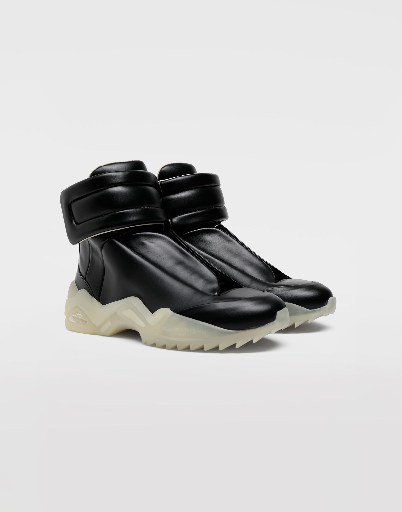 MAISON MARGIELA Future high-top leather sneakers Sneakers Man d