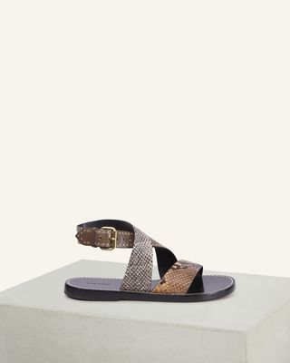 ISABEL MARANT SANDALS Woman JUZEE SANDALS d