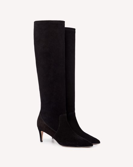 REDValentino Boots and ankle boots Woman SQ0S0C72NKV 0NO f