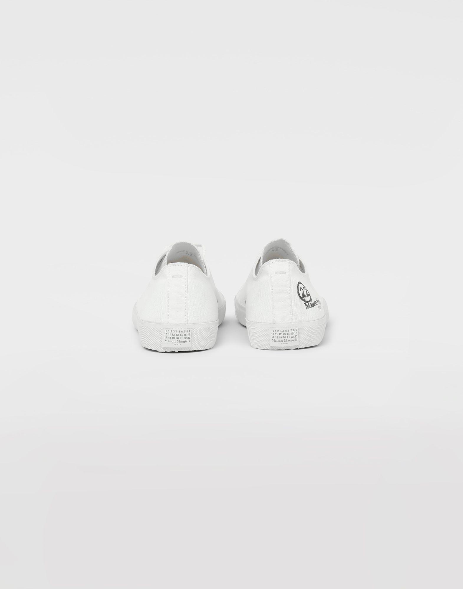 MAISON MARGIELA Tabi paint drop sneakers Sneakers Tabi Man e