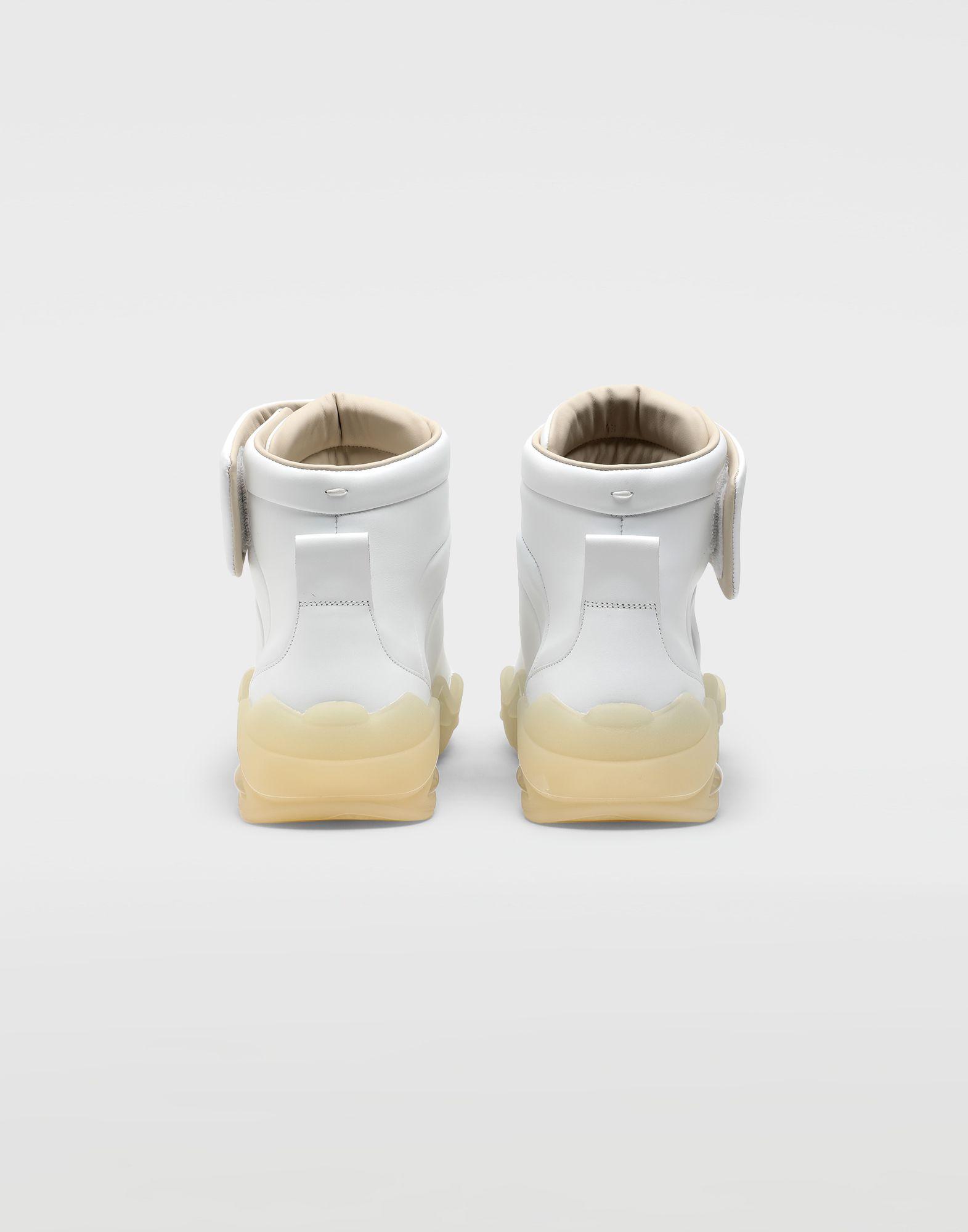 MAISON MARGIELA Zapatillas Future de piel y caña alta Zapatillas Hombre e