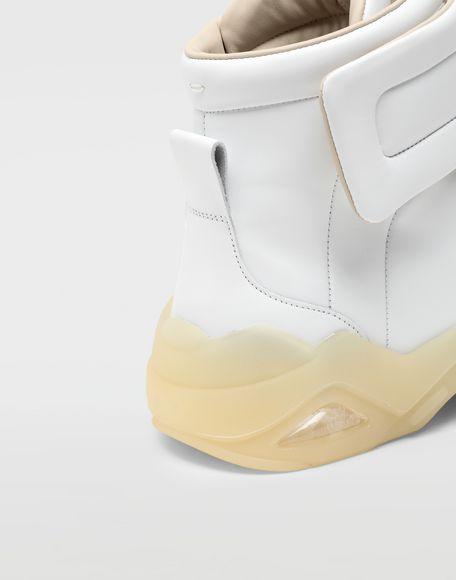 MAISON MARGIELA Zapatillas Future de piel y caña alta Zapatillas Hombre b