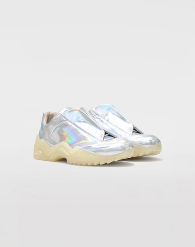 SHOES Future sneakers Silver
