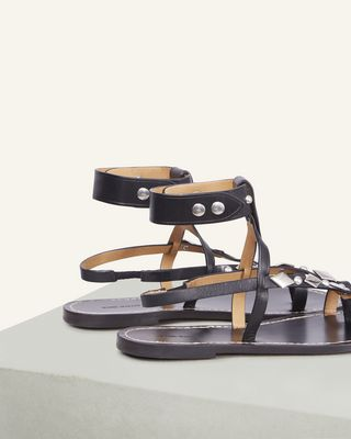 ISABEL MARANT SANDALS Woman ENGA SANDALS d