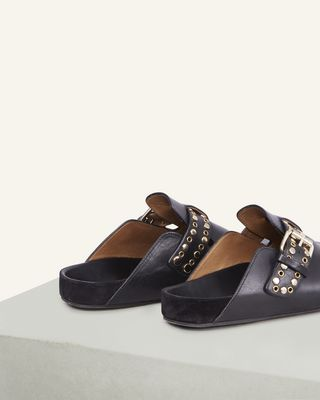 ISABEL MARANT SANDALS Woman MIRVIN SANDALS d