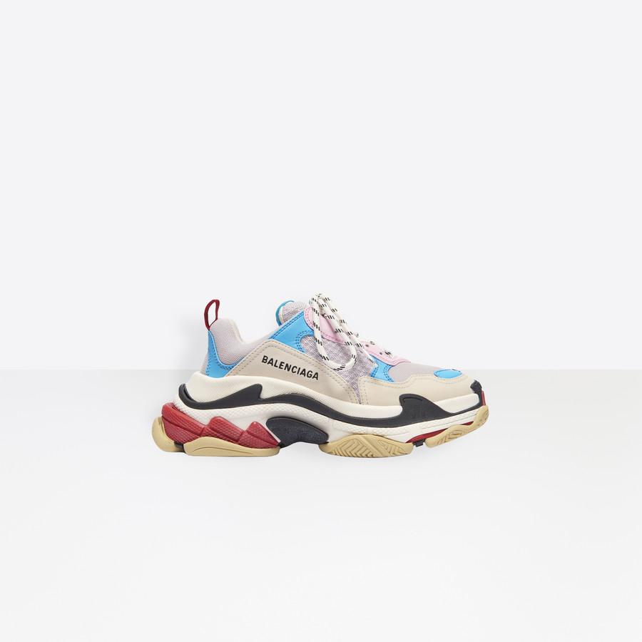 Triple S Sneaker Blue for Women