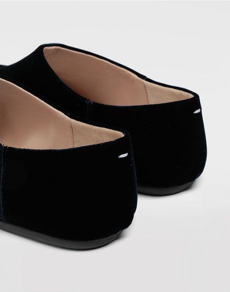 MAISON MARGIELA Tabi velvet slippers Moccasins Woman b
