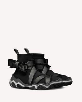 REDValentino GLAM RUN ULTRA BLACK 运动鞋