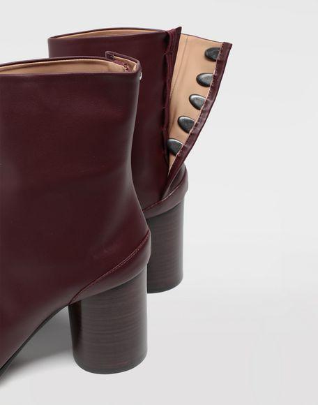 MAISON MARGIELA Tabi calfskin boots Ankle boots Woman b