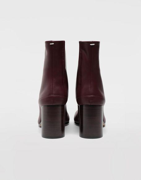 MAISON MARGIELA Tabi calfskin boots Ankle boots Woman e