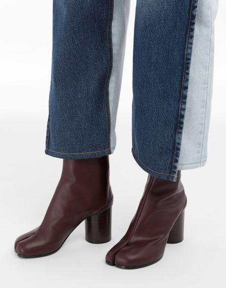 MAISON MARGIELA Tabi calfskin boots Ankle boots Woman r